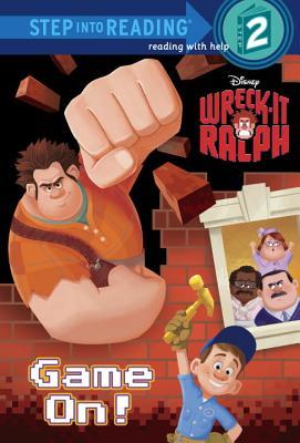 Wreck-It Ralph By Jordan, Apple